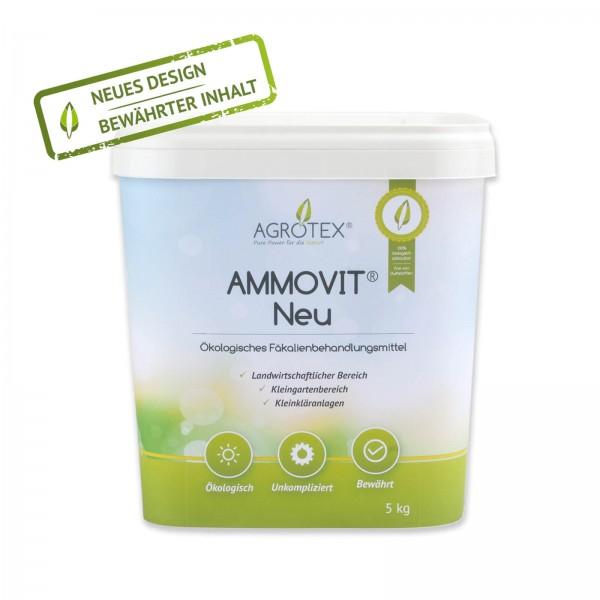 AMMOVIT® NEU 5 kg Eimer | Neues Design!
