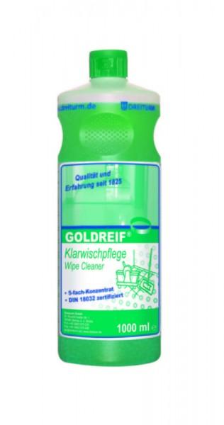 GOLDREIF® KLARWISCHPFLEGE