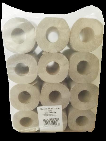 Toilettenpapier Krepp 1-lagig  Toilettenpapier Krepp 1-lagig by https://Shop.Riedel24.de
