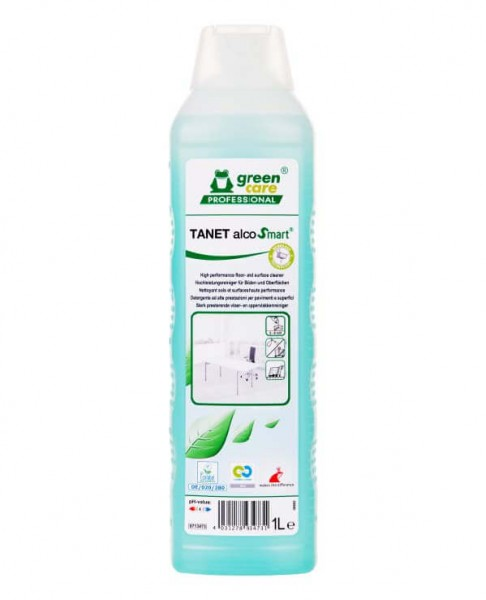 TANET alcoSMART green care PROFESSIONAL – 1 L