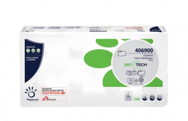 BIOTECH bioaktives Toilettenpapier 3-lagig für Camping und Caravan