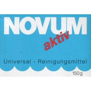 Novum - Universal Aktiv Reinigungsseife 150g