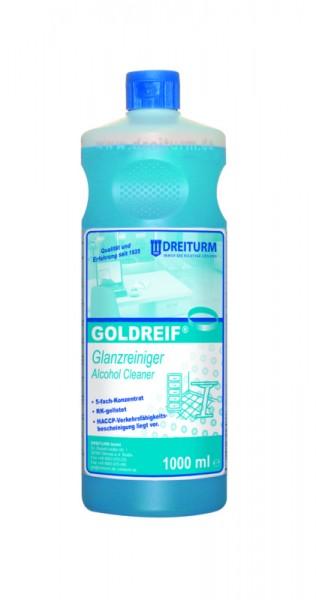 GOLDREIF® GLANZREINIGER 5-fach Konzentrat - 1 L